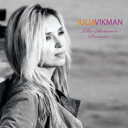 "Julia Vikman ""The Autumn Dreams"" album cover"